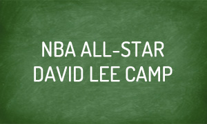 Golden State Warrior David Lee Camp