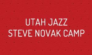 Utah Jazz Steve Novak Camp