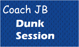 Coach Jason Barrera 2018 Dunk Session