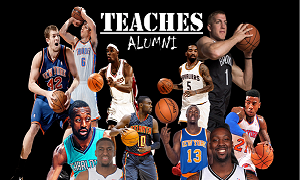 Teaches Alumni